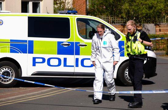 Engleska policija