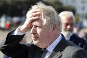 Boris Dzonson Boris Johnson