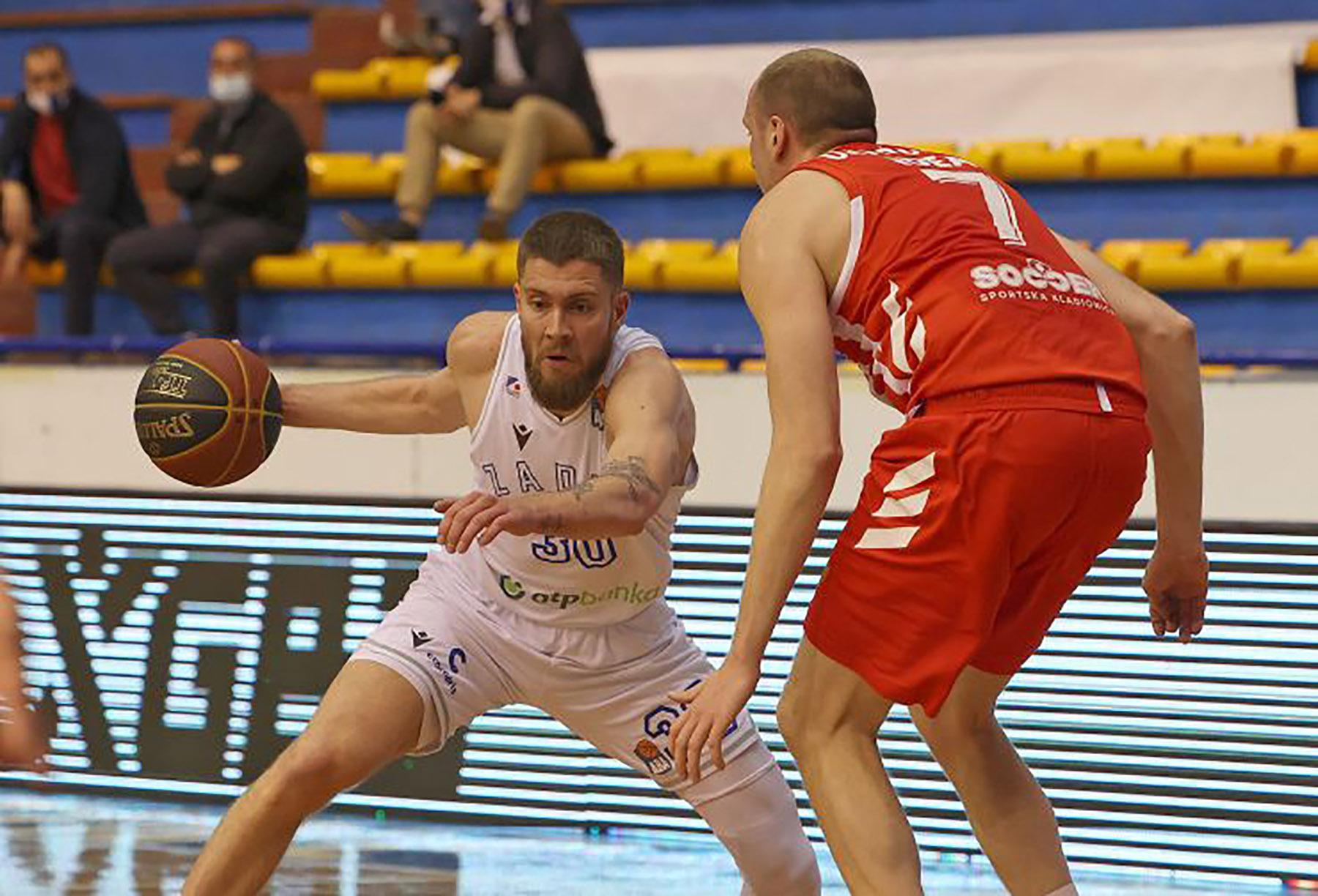 KK Zadar i KK Crvena Zvezda