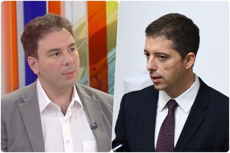 Radomir Ilic i Marko Djuric