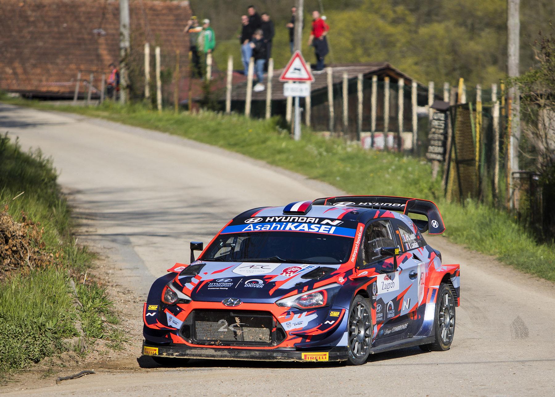 WRC, reli, Hrvatska