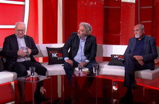 Zarko Korac, Vladimir Gajic i Milan Culibrk