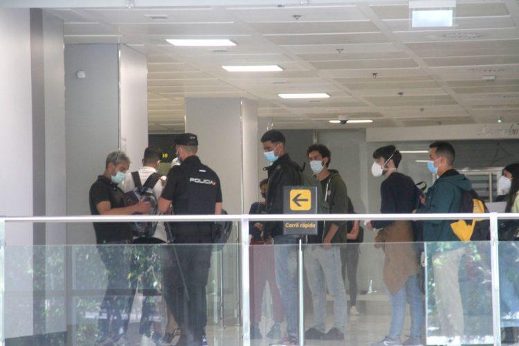 Migranti u Španiji