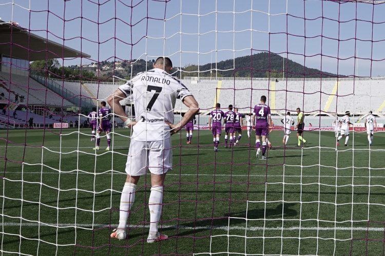 Kristijano Ronaldo Fjorentina Juventus