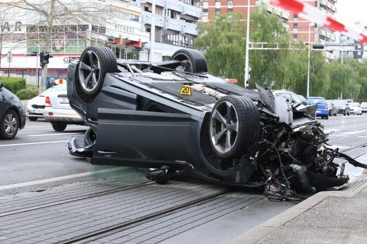 Zagreb saobraćajna nesreća