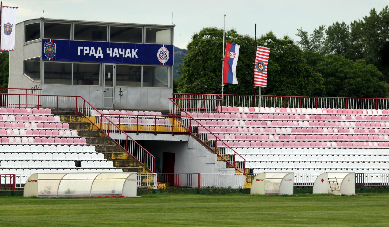 Stadion Fudbalskog kluba Borac Čačak