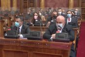 Dragan Marković Palma, prilog, emisija Među nama, Medju nama