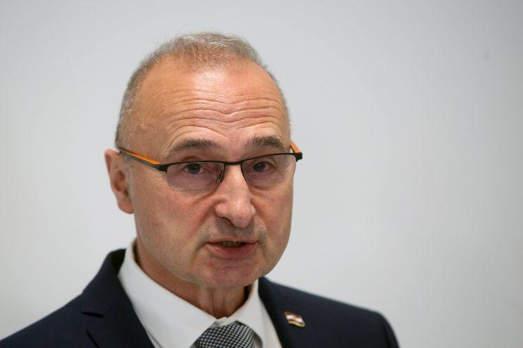 Petrinja, Gordan Grlic Radman