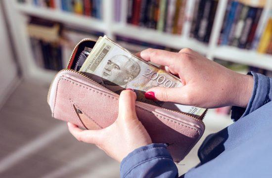 Novac, dinari, pare
