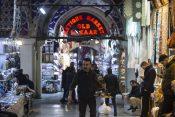 Turska, turisti, turizam, bazar