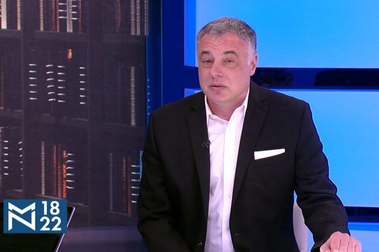 Aleksandar Kavčić, emisija Među nama, Medju