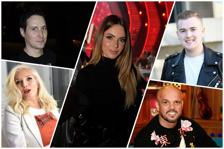 Peđa Jovanović, Pedja Jovanović, Nikolina Kovač, Ivana Pavkovi, Anid Ćušić, Boban Rajović
