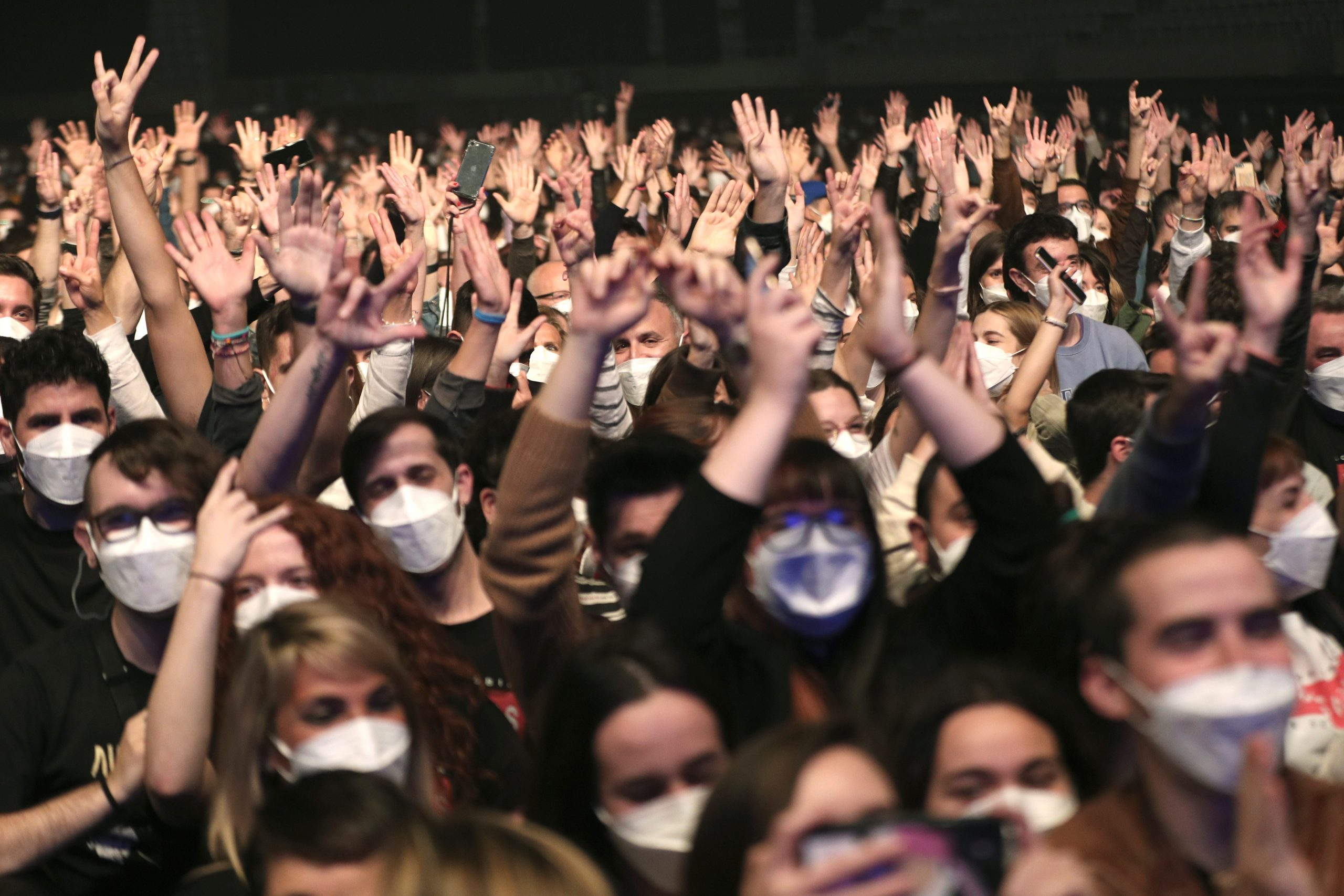 Koncert Barselona Spanija