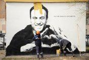Krecenje grafita Aleksej Navaljni