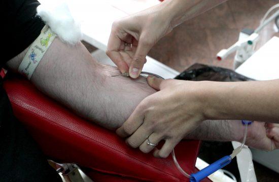 Dobrovoljno davanje krvi krv