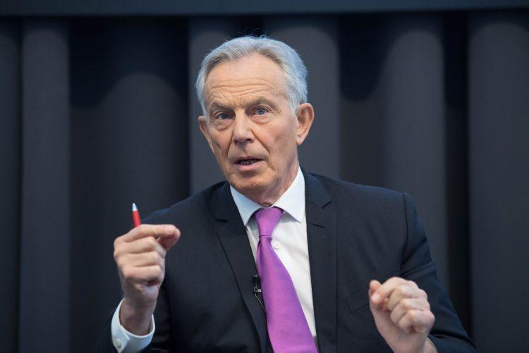 Toni Bler Tony Blair
