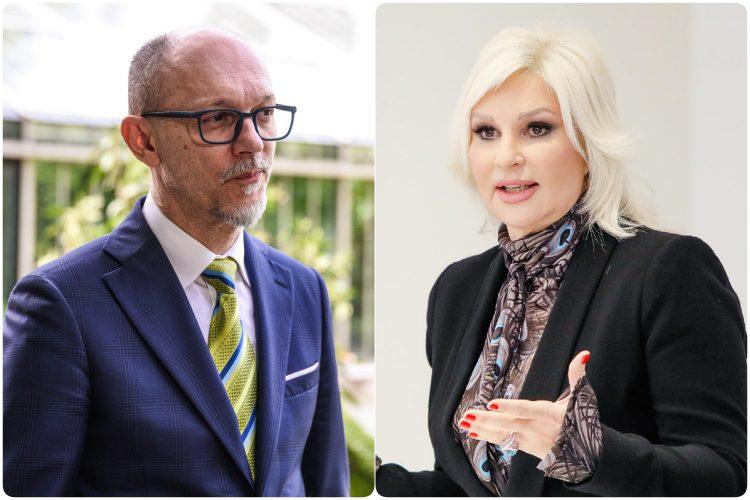 Goran Trivan i Zorana Mihajlovic