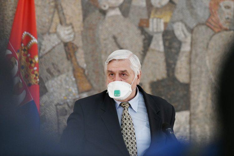 Branislav Tiodorović, krizni štab
