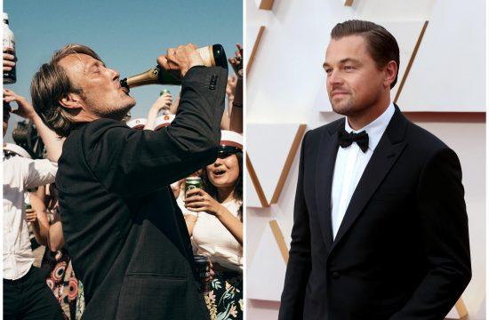 Leonardo Dikaprio i Mads Mikelsen