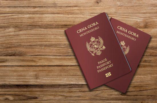 Crna Gora, pasoš, crnogorski pasoš