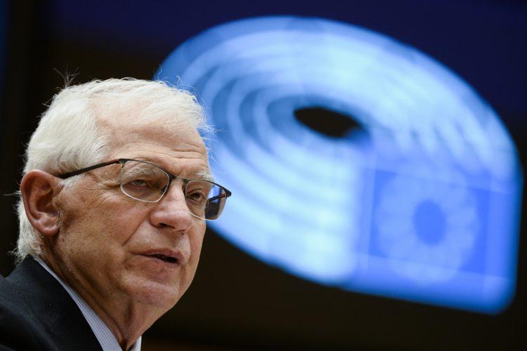 Žozep Borel, Josep Borrell