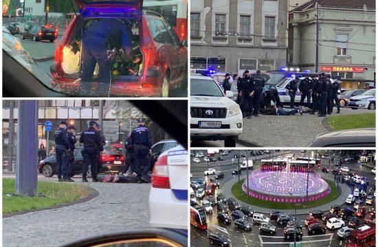 Slavija, hapšenje, policijska akcija, policija
