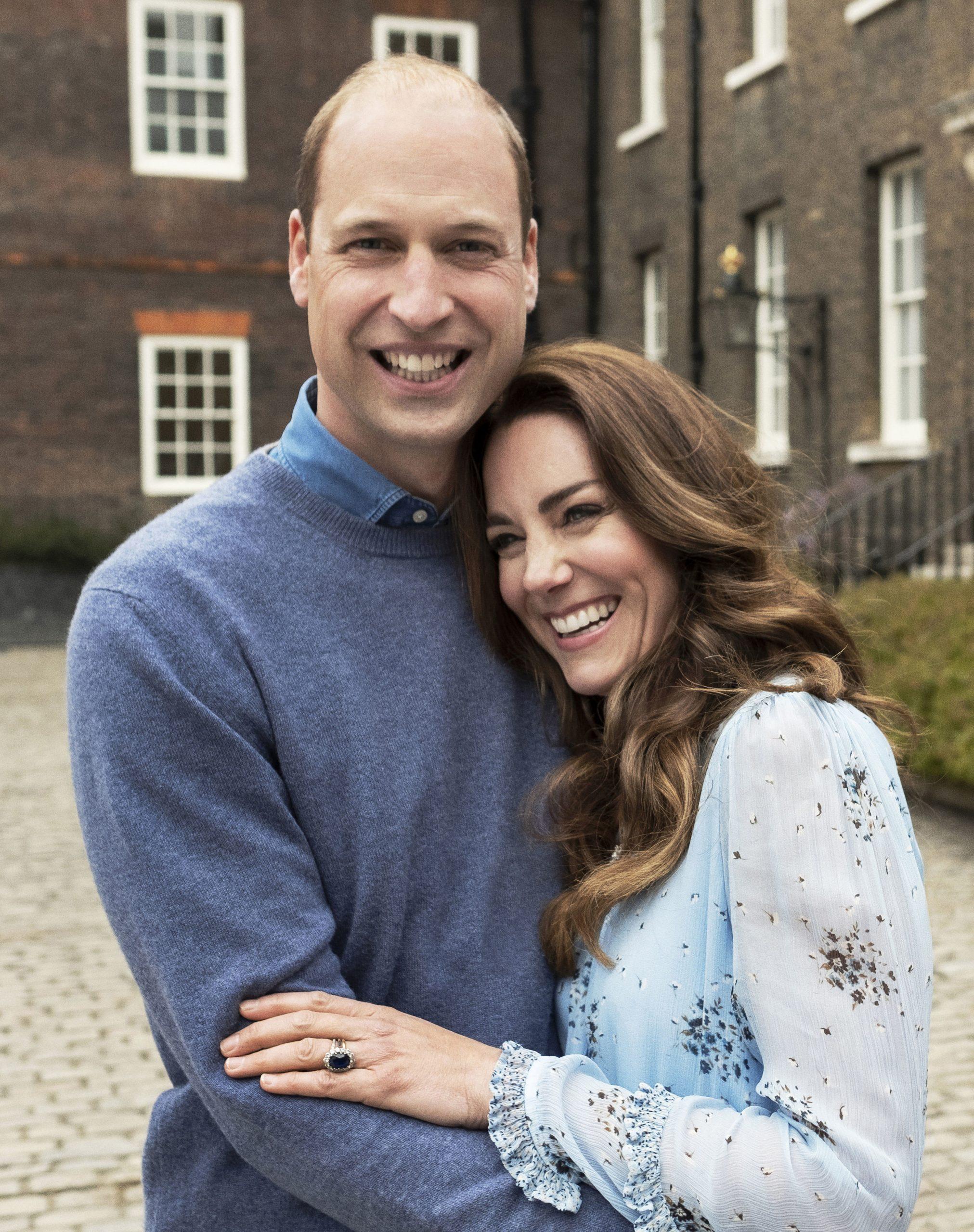 Vilijam i Kejt, 10 godina braka