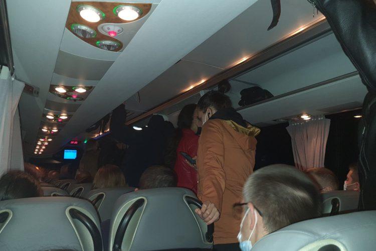 autobus gužva