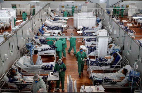 Brazil koronavirus