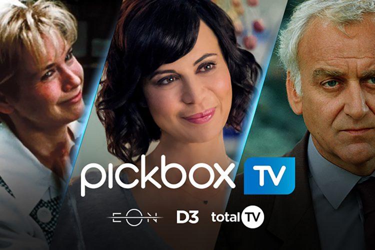 Slika saopštenje SBB pickbox TV