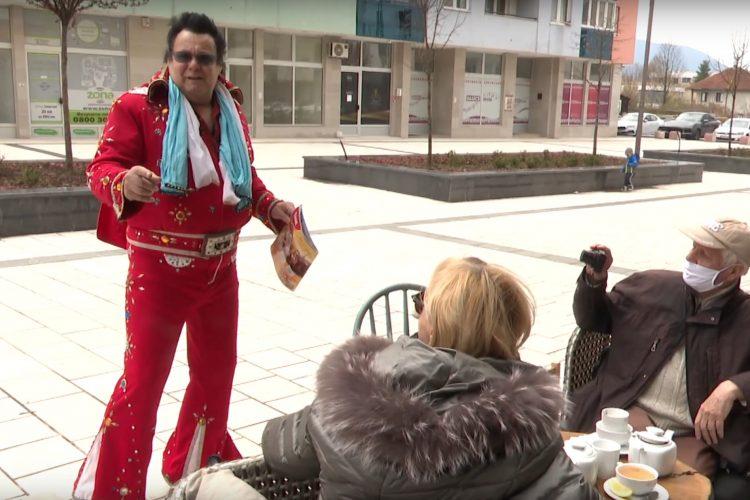 Elvis Prisli iz Sarajeva