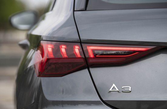 Audi A3, test, vožnja, auto, automobil