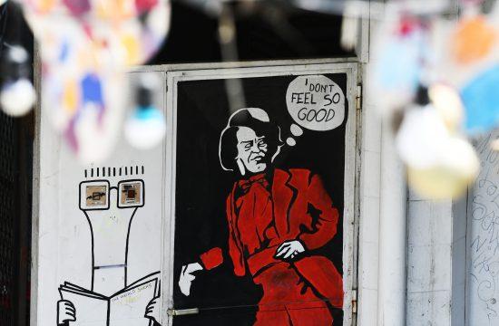 Beograd, grafiti, grafit