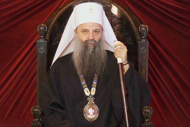 Prva Vaskršnja poslanica patrijarha Porfirija, patrijarh Porfirije, polsanica, Vaskrs, Uskrs