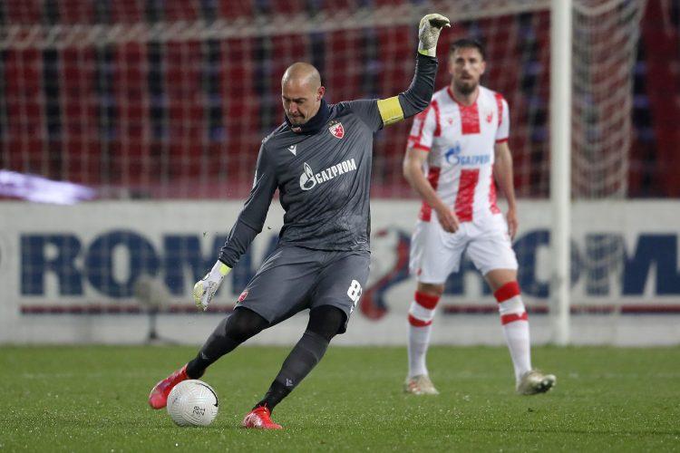 Milan Borjan Crvena zvezda Vojvodina
