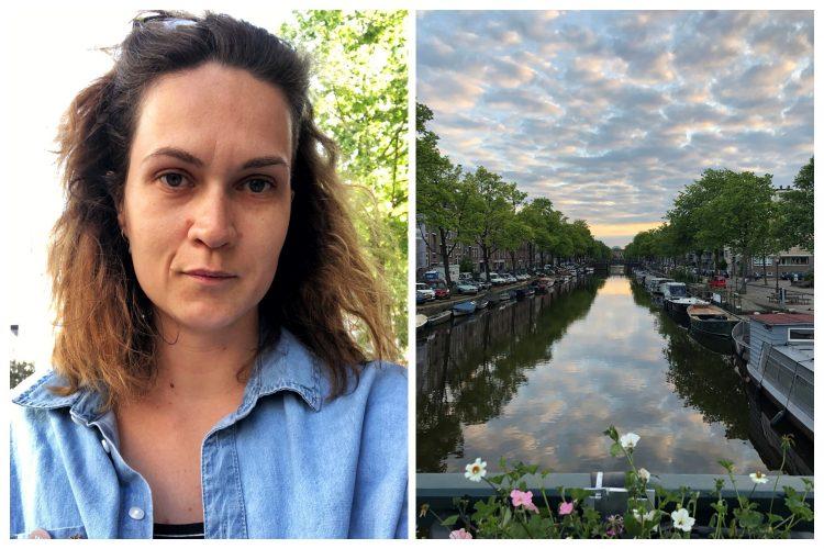 Holandija, Jasmina Katinski,