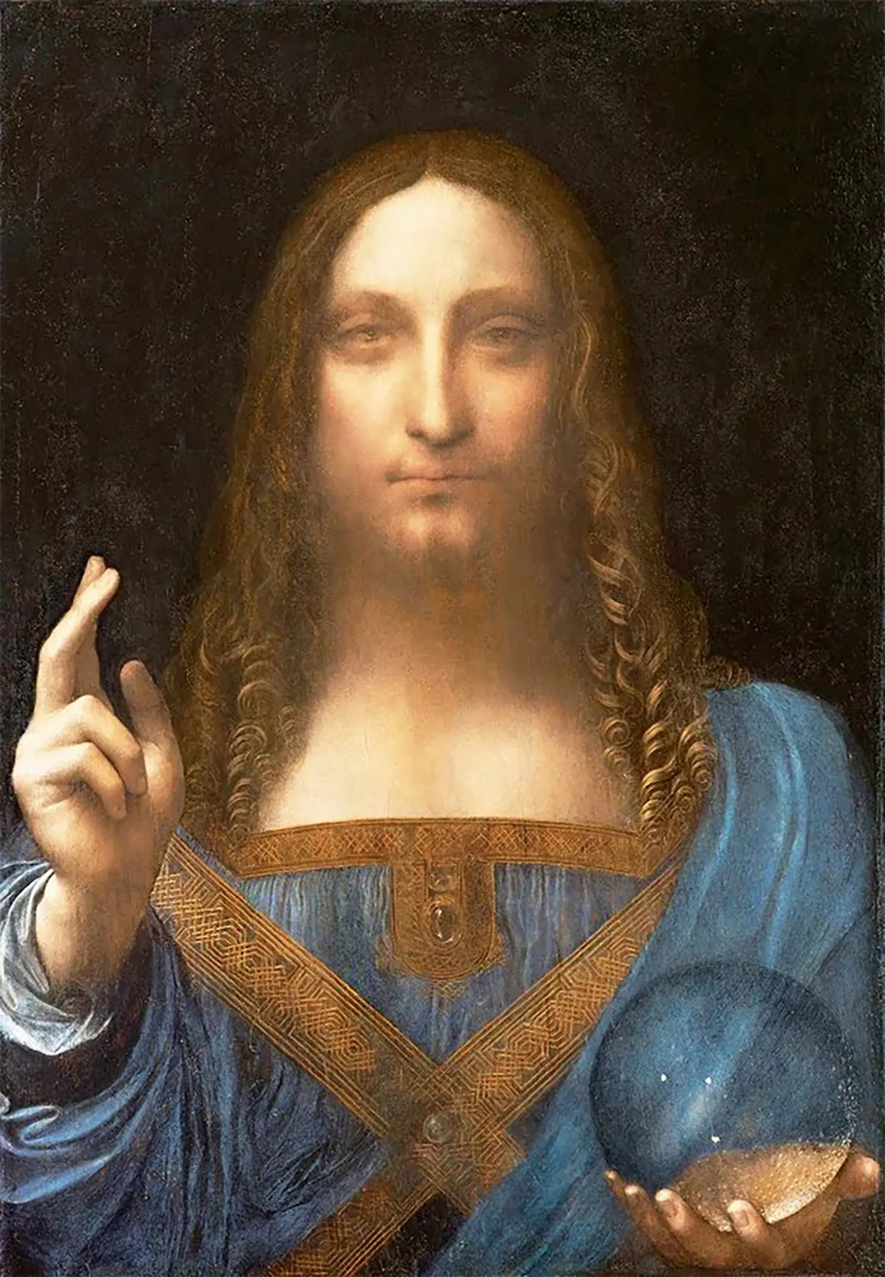 Christ-Salvator-Mundi