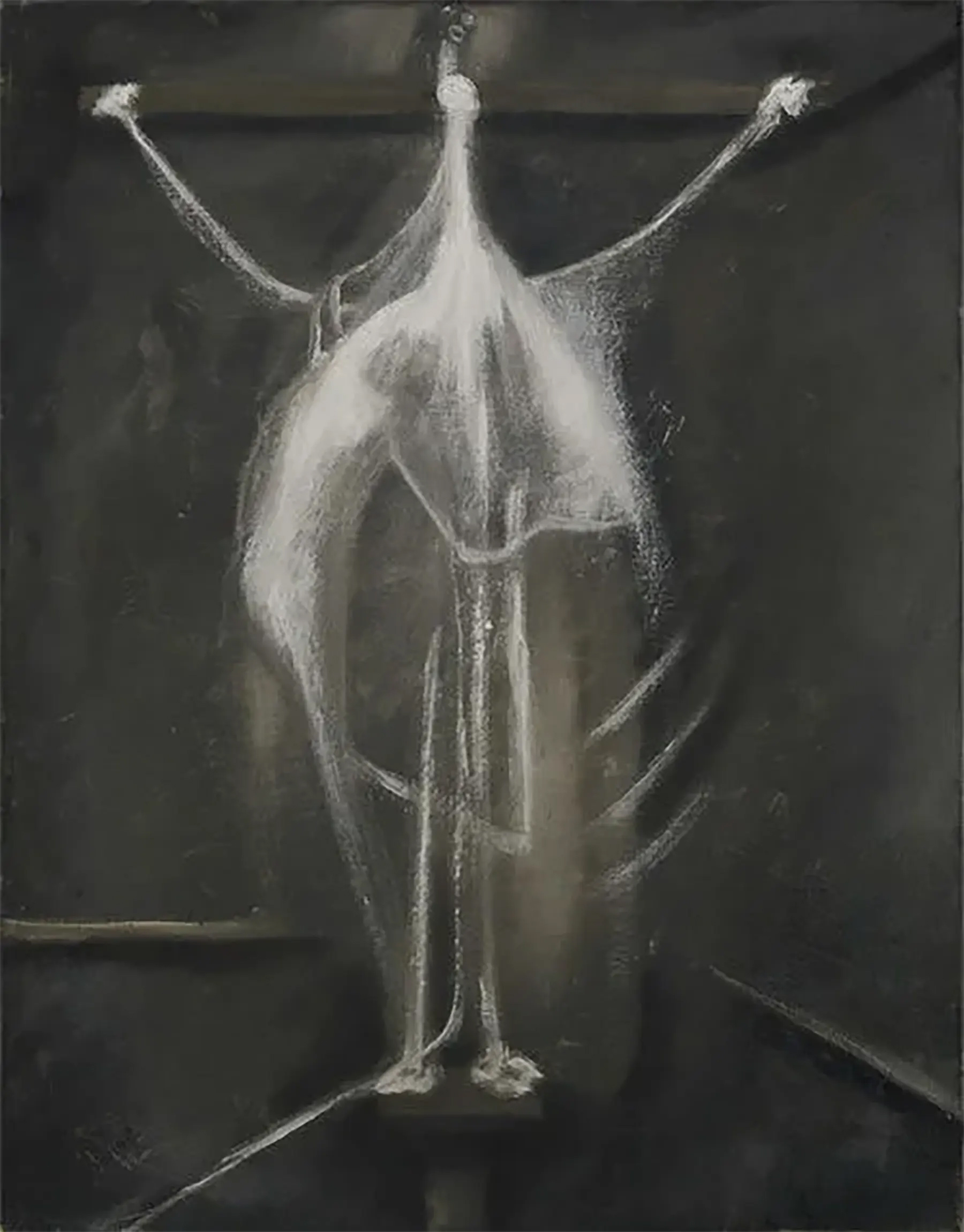 Crucifixion-by-Francis-Bacon