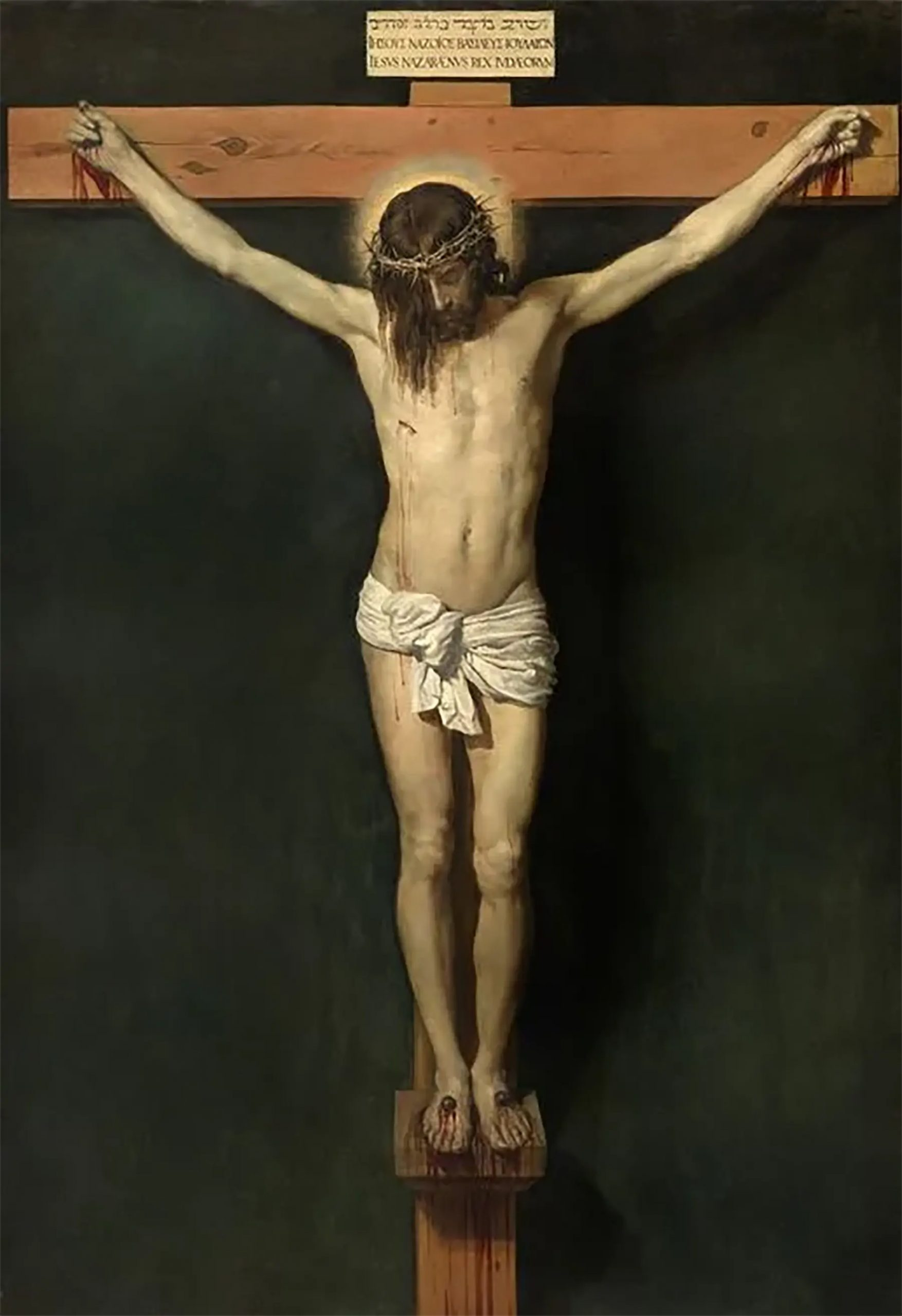 Christ-Crucified-by-Diego-Velazquez