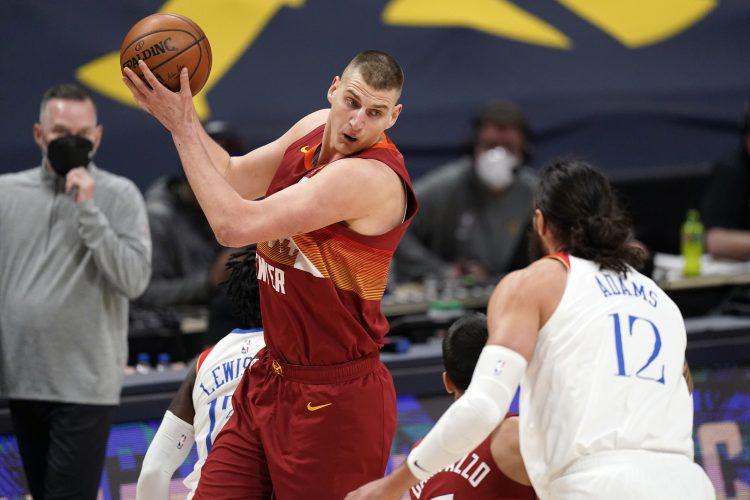 Nikola Jokić MVP statistika Denver Nagets