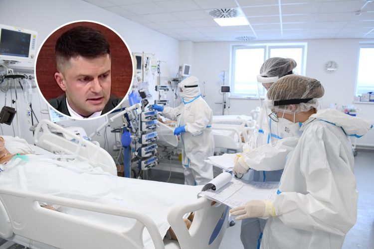 Bolnica Batajnica i Ognjen Gudelj