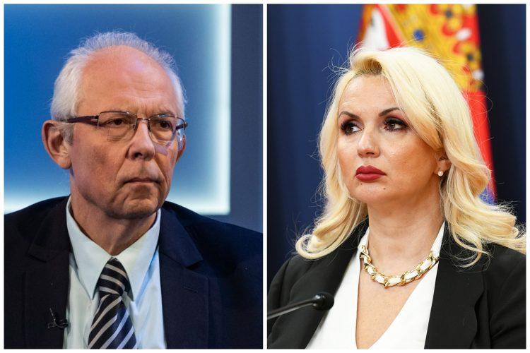 Predrag Kon i Darja Kisić Tepavčević