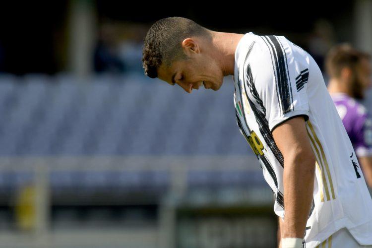 Kristijano Ronaldo FK Juventus Depresija