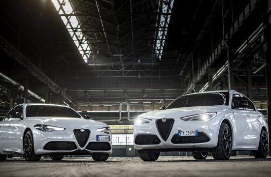 Giulia, Stelvio Alfa Romeo