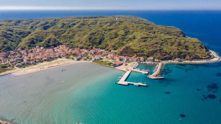 Hrvatska, ostrvo Susak