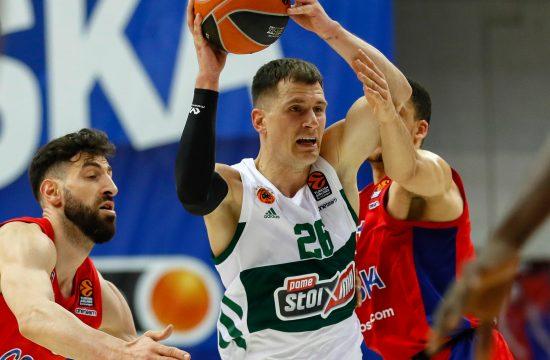 Nemanja Nedović CSKA