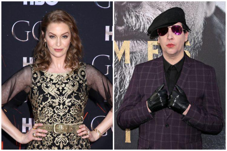 Esma Bjanko, Esme Bianco, Merlin Menson, Marilyn Manson