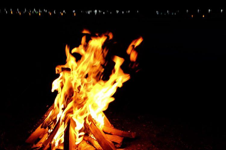 Vatra, logorska vatra