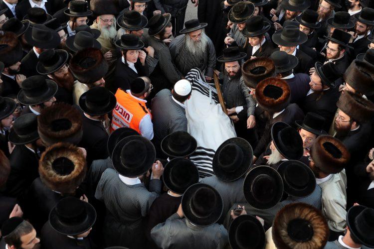 Izrael, sahrana