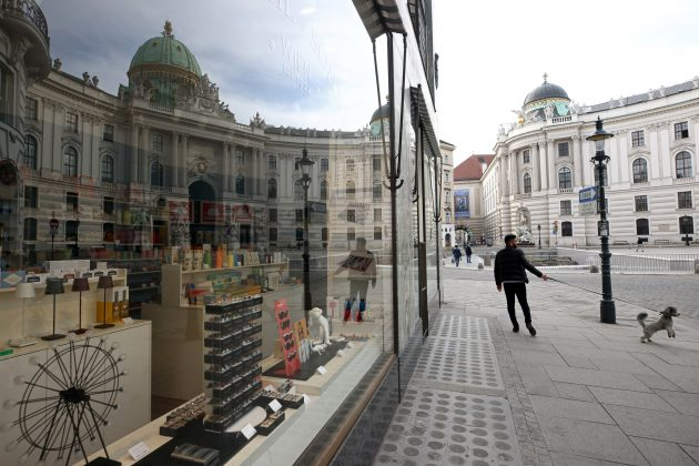 Beč, zatvaranje